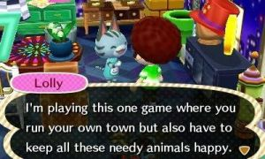 Lolly Plays Animal Crossing by Fester1124