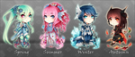 Adopts ::: Set 8 [Closed] by Saibraeus