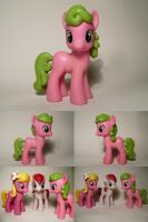 Daisy Custom G4 Pony by Oak23