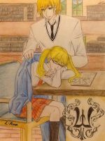 APH Francis and Alice: Bittersweet Love by L-River