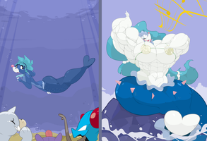 The Tale of Unpopplio by Commoddity