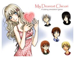 Game Title: My Dearest Chicori by ember-snow