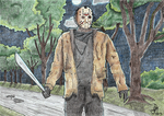 Jason Voorhees - Friday The 13th by BroDan270