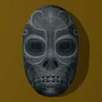 Death Eater Mask 7 by Tektonten