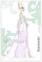 Magnolia Couture, design 1 by MissMaja