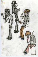 Andy Model-Color Sheet by psychicbologna