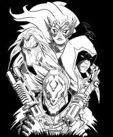 darksiders Tee by Slauer