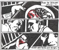 Lecter comic strip by MissCreepers
