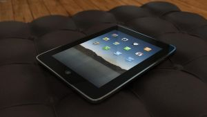 iPAD by javedscircle