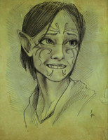 Merrill by QuestingRaven
