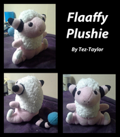 Flaaffy Plushie by Tez-Taylor