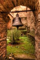 A small bell. by GlueR