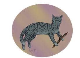 Jayfeather by Ergonomic-Wasteland