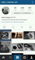 Follow me on Instagram! :) by Camparbio