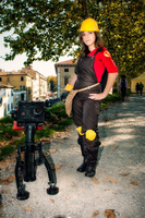 Engineer Cosplay - Team Fortress 2 by Domadraghi
