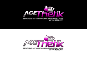 ACE-THETIK Logo by Forza27