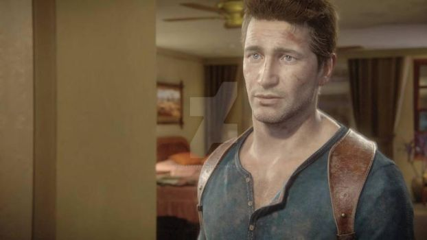 Uncharted four - Nate - I love this eyes by JillSparda1985