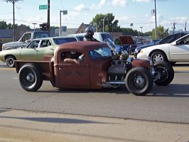 Rat Rod by DetroitDemigod