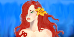 Ariel, fixed. by LifeUpsideDown