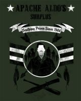 Apache Aldo's Surplus by spacemonkeydr