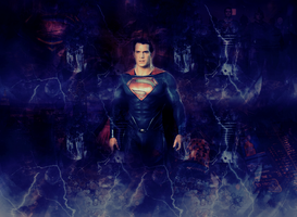 Man of Steel by Andro1990