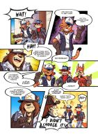 [Truck You: Chapter 2] Lioncub #06 by FOX-POP