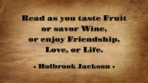 Holbrook Jackson Quote by RSeer