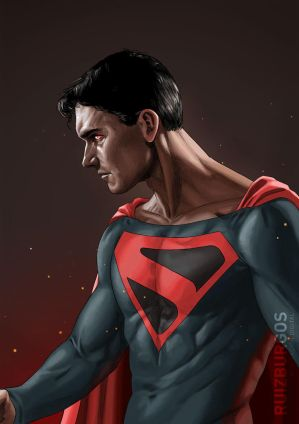 SUPERMAN by OnlyMilo