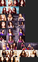 Pretty Little Liars Forum Sets by theanyanka