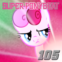 Super Ponybeat Vol. 105 Mock Cover by TheAuthorGl1m0
