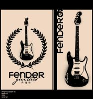 Fender.guitars by spystyle