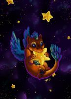 Star Eater by SilverFlight