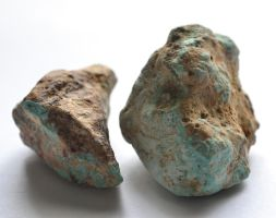 Turquoise Chunks by lamorth-the-seeker