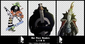 One Piece Renders by KirLinx