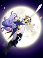 Edel Frost ~ Grand Chase Eternal by YarickArt