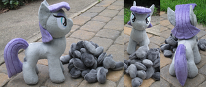 Maud Pie Filly Plush by Drachefrau