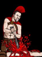 FOR SPARTA by DominiqueSnazzy