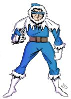 Captain Cold by TheNoirGuy
