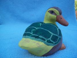 turtle duck butt by Fallonkyra