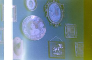 Plates in antique shop by JordiTrenzano
