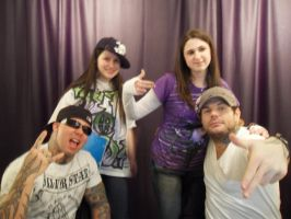 Meeting Jeff and Shannon by xxdemon9695xx