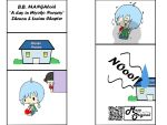 Request 26 Zhenon 'n' Lucian Short Comic Strip Ver by MasaOriginal