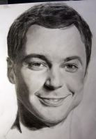 WIP: Sheldon Cooper by StupidFrench