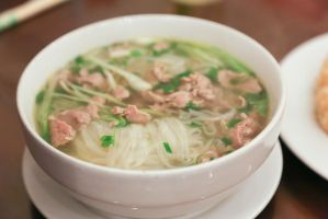 Beef pho by patchow