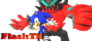 Sonic Lost World by FlsdhTH003
