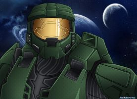 Master Chief by pace007