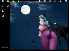 Morrigan Desktop 3 by QuadManX