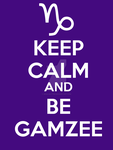 Keep Calm And Be Gamzee by Dead-Batter
