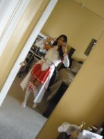 My New Cosplay outfit! (^///^) by rose134265
