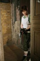 Rebecca Chambers- Resident Evil by Leonie-Heartilly